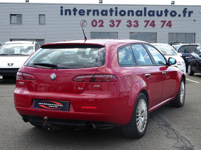 Photo 2 de l'offre de ALFA ROMEO 159 SW 2.2 JTS DISTINCTIVE à 8590€ chez International Auto Auneau