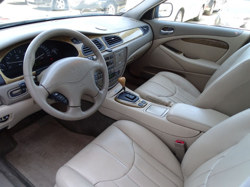 Photo 2 de l'offre de JAGUAR S-TYPE 3.0 V6 PACK SPORT BA à 7490€ chez International Auto Auneau