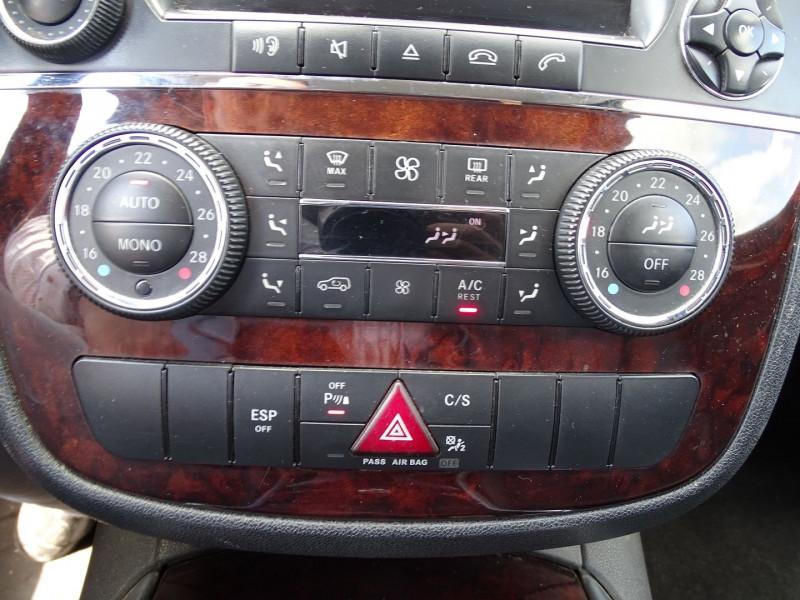Photo 6 de l'offre de MERCEDES-BENZ CLASSE R (W251) 320 CDI PACK LUXE 7GTRO à 11490€ chez International Auto Auneau