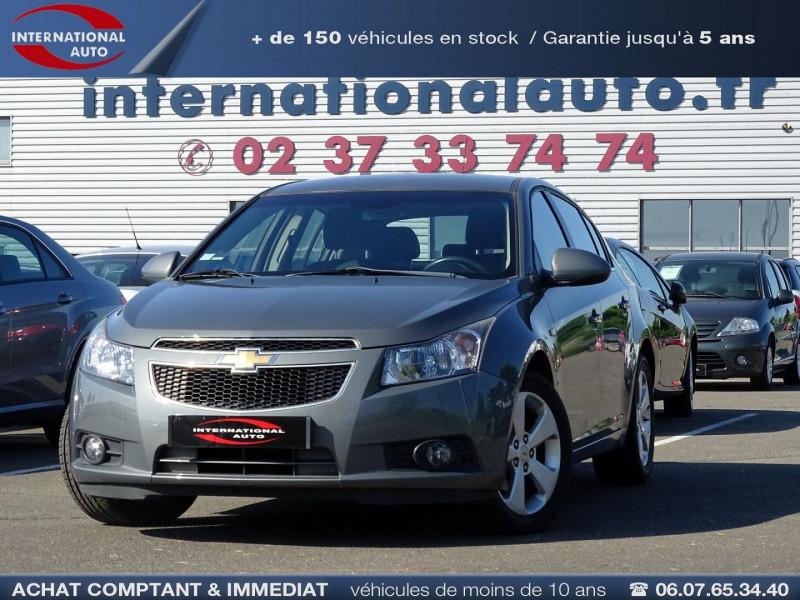 Chevrolet CRUZE 2.0VCDI LTZ 5P Diesel GRIS Occasion à vendre