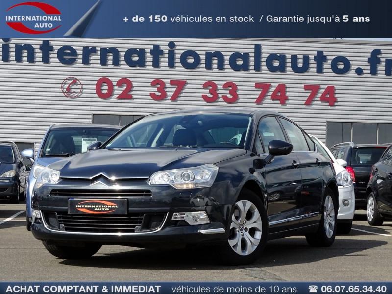 Photo 1 de l'offre de CITROEN C5 2.2 HDI173 FAP EXCLUSIVE à 8690€ chez International Auto Auneau