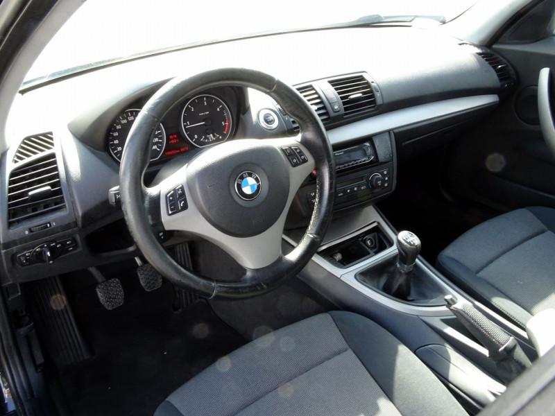 Photo 6 de l'offre de BMW SERIE 1 (E81/E87) 118D 122CH CONFORT 5P à 5890€ chez International Auto Auneau