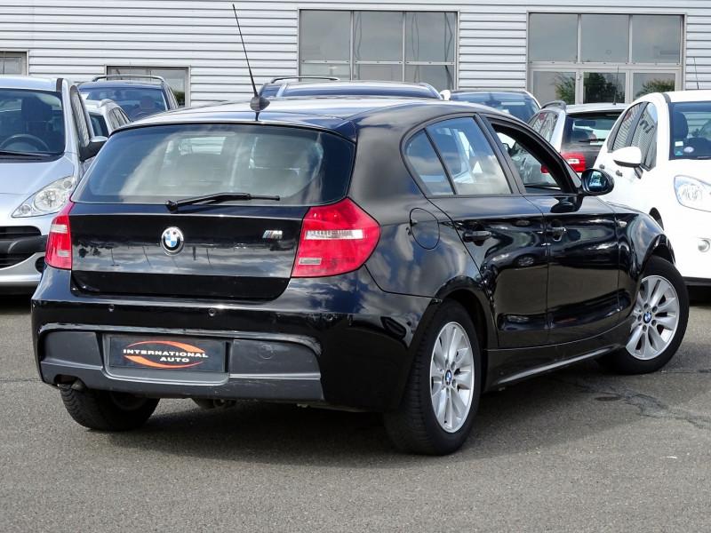 Photo 2 de l'offre de BMW SERIE 1 (E81/E87) 118D 122CH CONFORT 5P à 5890€ chez International Auto Auneau