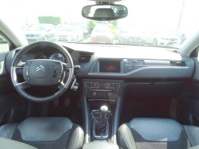Photo 9 de l'offre de CITROEN C5 2.2 HDI173 FAP EXCLUSIVE à 8690€ chez International Auto Auneau