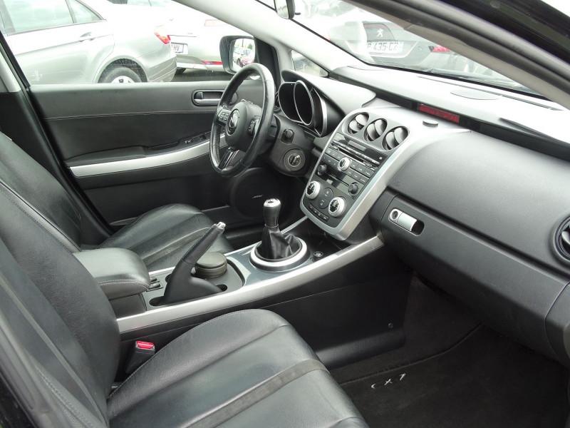 Photo 4 de l'offre de MAZDA CX-7 2.3 MZR DISI TURBO à 7990€ chez International Auto Auneau