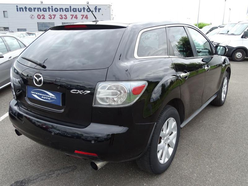 Photo 2 de l'offre de MAZDA CX-7 2.3 MZR DISI TURBO à 7990€ chez International Auto Auneau