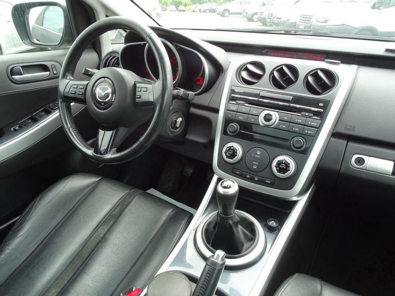 Photo 8 de l'offre de MAZDA CX-7 2.3 MZR DISI TURBO à 7990€ chez International Auto Auneau