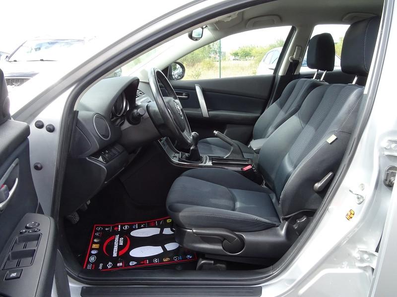 Photo 3 de l'offre de MAZDA MAZDA 6 2.2 MZR-CD125 ELEGANCE 5P à 7390€ chez International Auto Auneau