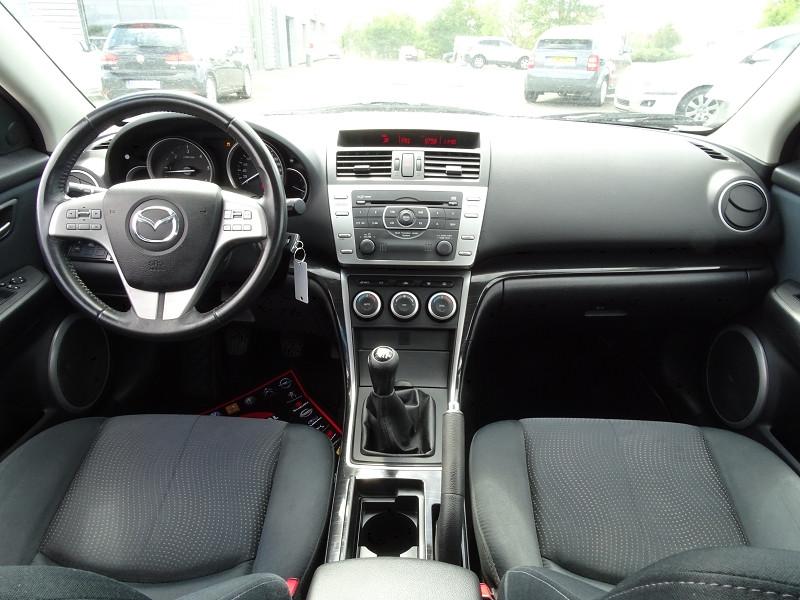 Photo 7 de l'offre de MAZDA MAZDA 6 2.2 MZR-CD125 ELEGANCE 5P à 7390€ chez International Auto Auneau