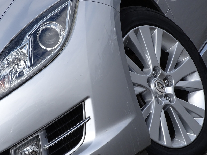 Photo 12 de l'offre de MAZDA MAZDA 6 2.2 MZR-CD125 ELEGANCE 5P à 7390€ chez International Auto Auneau