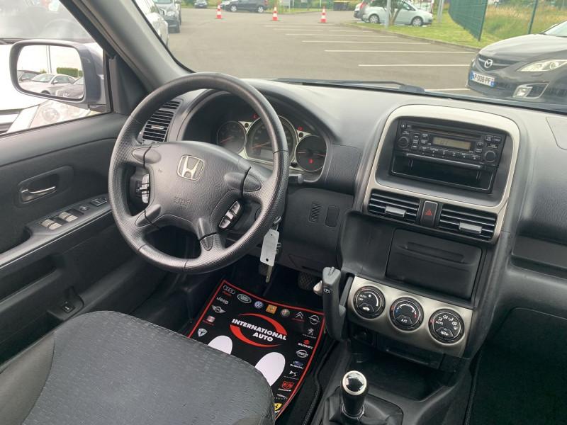 Photo 17 de l'offre de HONDA CR-V 2.2 I-CTDI LS à 7190€ chez International Auto Auneau
