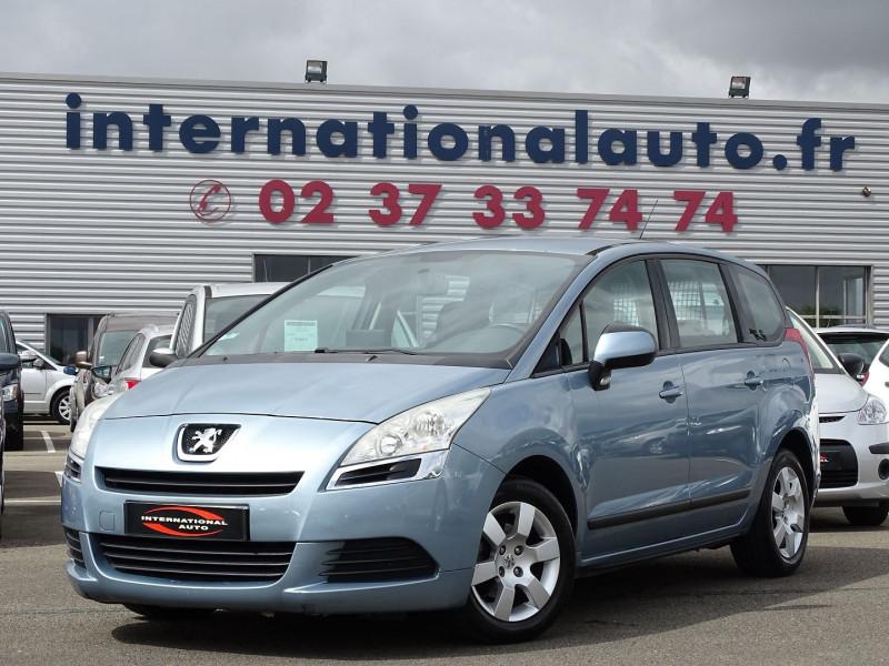 Photo 17 de l'offre de PEUGEOT 5008 1.6 VTI 16V CONFORT PACK 5PL à 6190€ chez International Auto Auneau