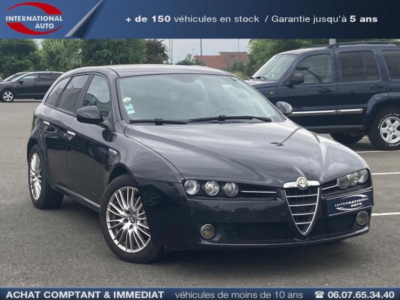 Alfa Romeo 159 SW 2.0 JTDM170 16V SELECTIVE Diesel NOIR Occasion à vendre