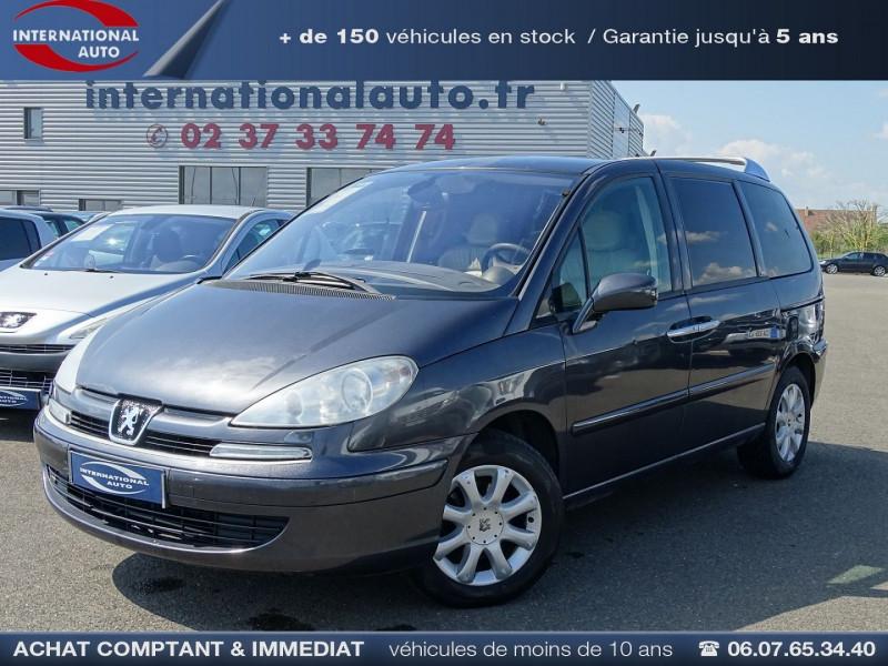 Peugeot 807 2.2 HDI130 SR FAP Diesel GRIS F Occasion à vendre