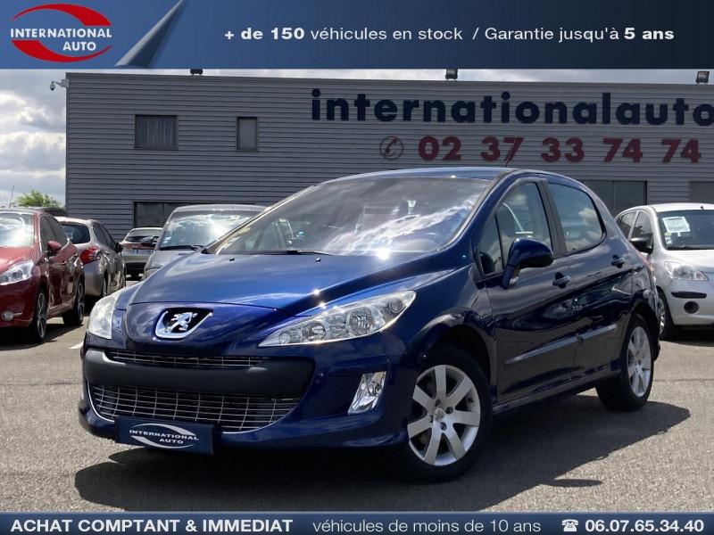 Peugeot 308 1.6 VTI 16V PREMIUM 5P Essence BLEU MEDIUM  Occasion à vendre
