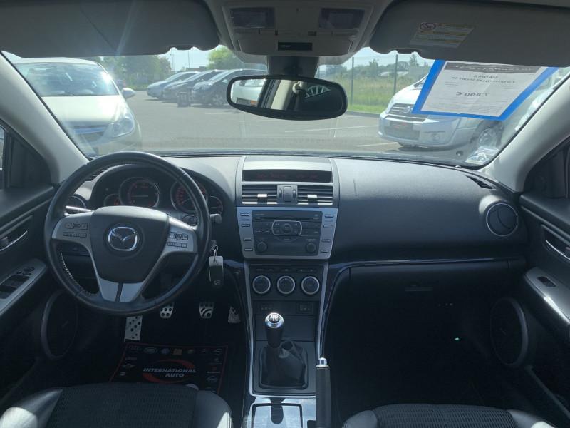 Photo 9 de l'offre de MAZDA MAZDA 6 2.0 MZR-CD140 SPORT 5P à 7890€ chez International Auto Auneau