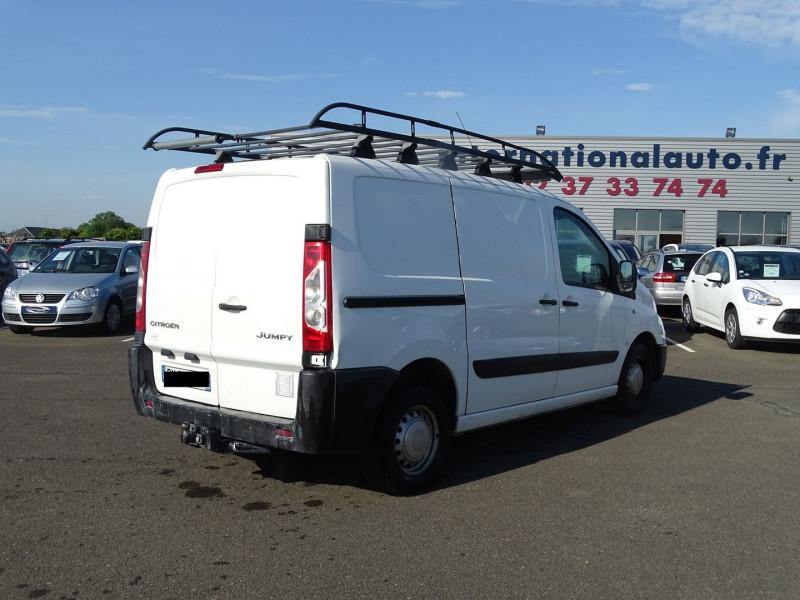 Photo 2 de l'offre de CITROEN JUMPY FG 1000 L1H1 HDI90 CLUB à 7990€ chez International Auto Auneau