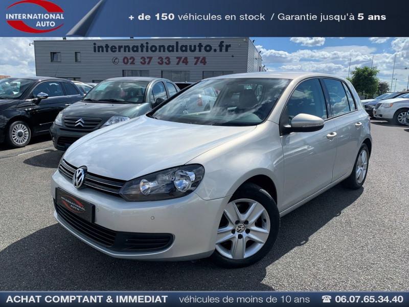 Volkswagen GOLF VI 1.4 TSI 160CH CONFORTLINE DSG7 5P Essence GRIS C Occasion à vendre