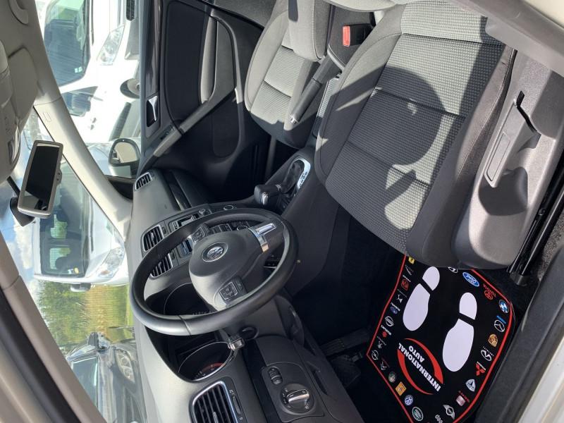 Photo 3 de l'offre de VOLKSWAGEN GOLF VI 1.4 TSI 160CH CONFORTLINE DSG7 5P à 7990€ chez International Auto Auneau