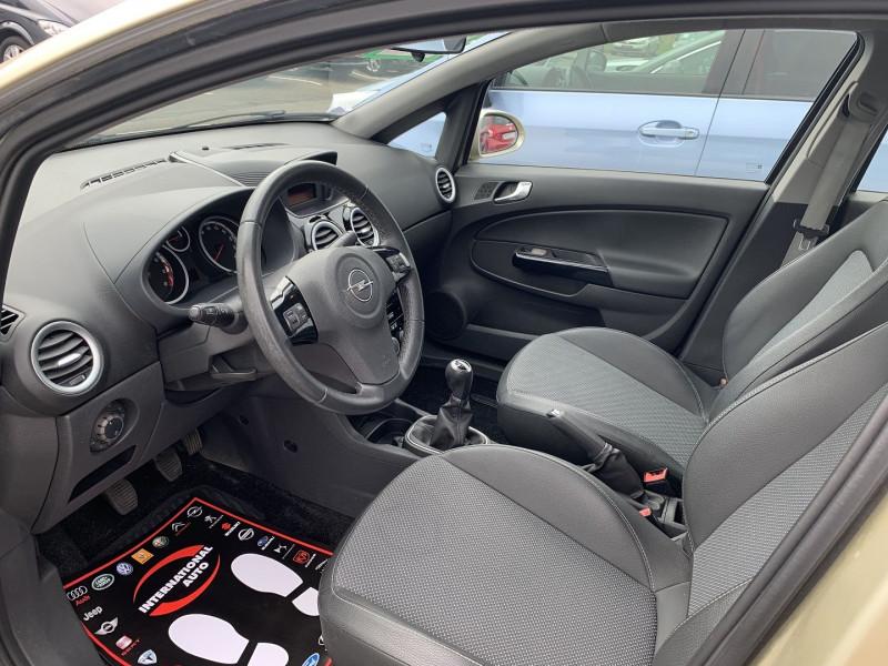 Photo 4 de l'offre de OPEL CORSA 1.4 TWINPORT COSMO 5P à 5590€ chez International Auto Auneau