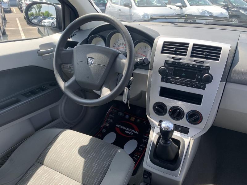 Photo 10 de l'offre de DODGE CALIBER 2.0 CRD SE à 6790€ chez International Auto Auneau