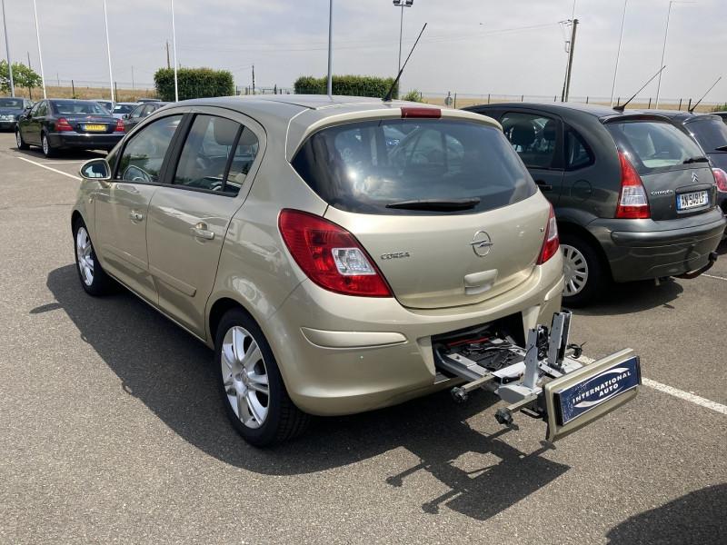 Photo 3 de l'offre de OPEL CORSA 1.4 TWINPORT COSMO 5P à 5590€ chez International Auto Auneau