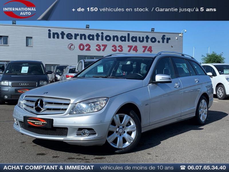 Mercedes-Benz CLASSE C BREAK (S204) 220 CDI BE AVANTGARDE BA Diesel GRIS C Occasion à vendre