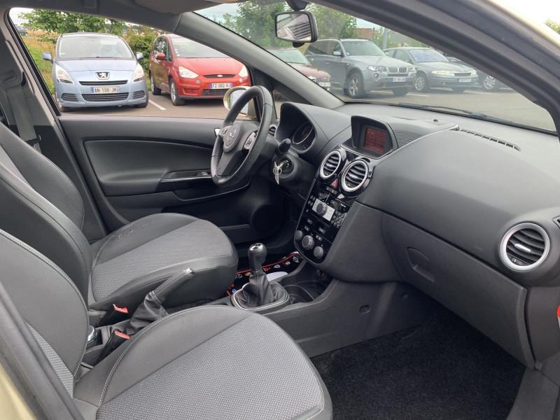 Photo 6 de l'offre de OPEL CORSA 1.4 TWINPORT COSMO 5P à 5590€ chez International Auto Auneau