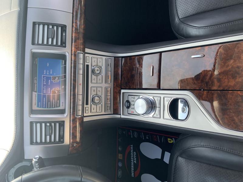 Photo 11 de l'offre de JAGUAR XF 2.7D BI-TURBO LUXE PREMIUM à 13390€ chez International Auto Auneau