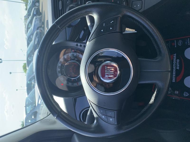 Photo 9 de l'offre de FIAT 500 1.2 8V 69CH LOUNGE à 5590€ chez International Auto Auneau