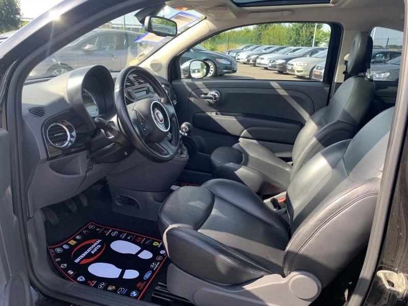 Photo 3 de l'offre de FIAT 500 1.2 8V 69CH LOUNGE à 5590€ chez International Auto Auneau