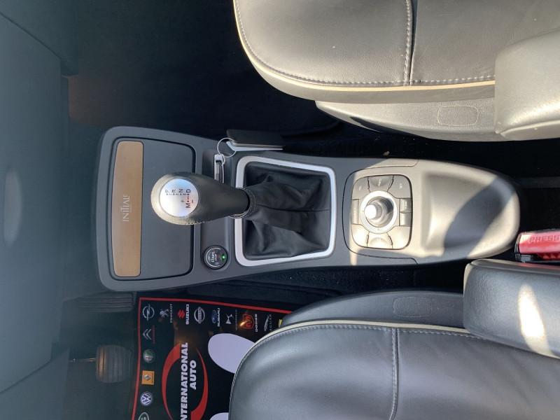 Photo 8 de l'offre de RENAULT ESPACE IV 3.0 V6 DCI 180CH INITIALE BVA à 10690€ chez International Auto Auneau