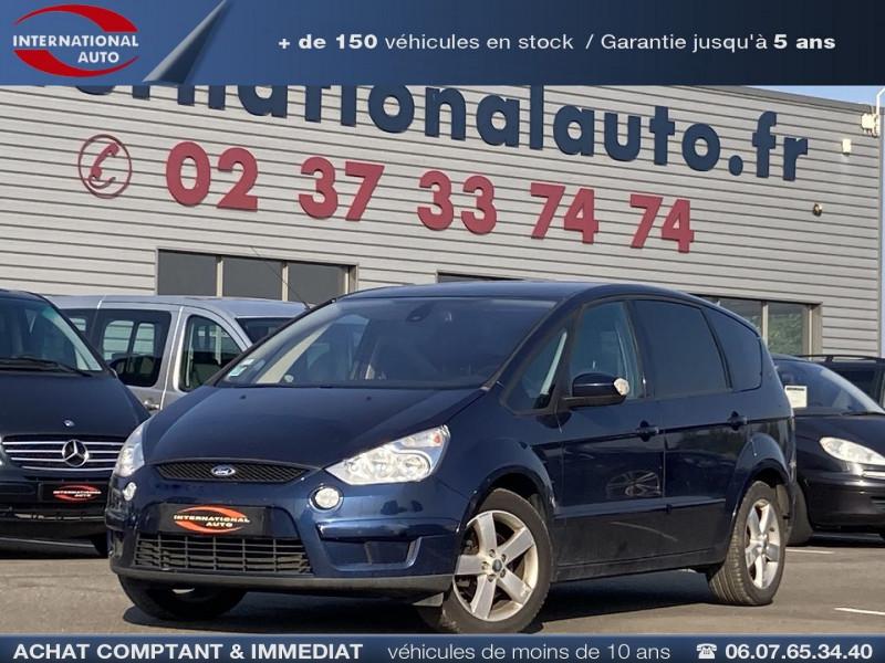Photo 1 de l'offre de FORD S-MAX 2.0 TDCI 140CH DPF TITANIUM à 7590€ chez International Auto Auneau