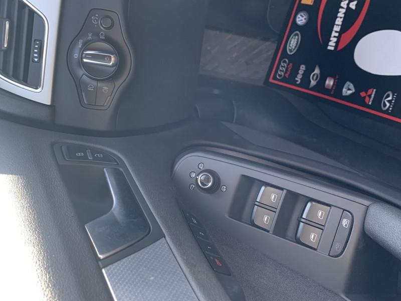 Photo 11 de l'offre de AUDI A5 SPORTBACK 2.0 TFSI 180CH ATTRACTION à 17490€ chez International Auto Auneau