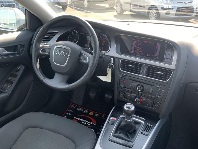 Photo 7 de l'offre de AUDI A5 SPORTBACK 2.0 TFSI 180CH ATTRACTION à 17490€ chez International Auto Auneau