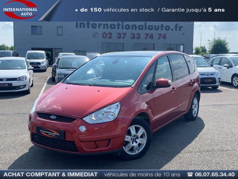 Photo 1 de l'offre de FORD S-MAX 2.0 TDCI 140CH DPF TITANIUM à 7790€ chez International Auto Auneau