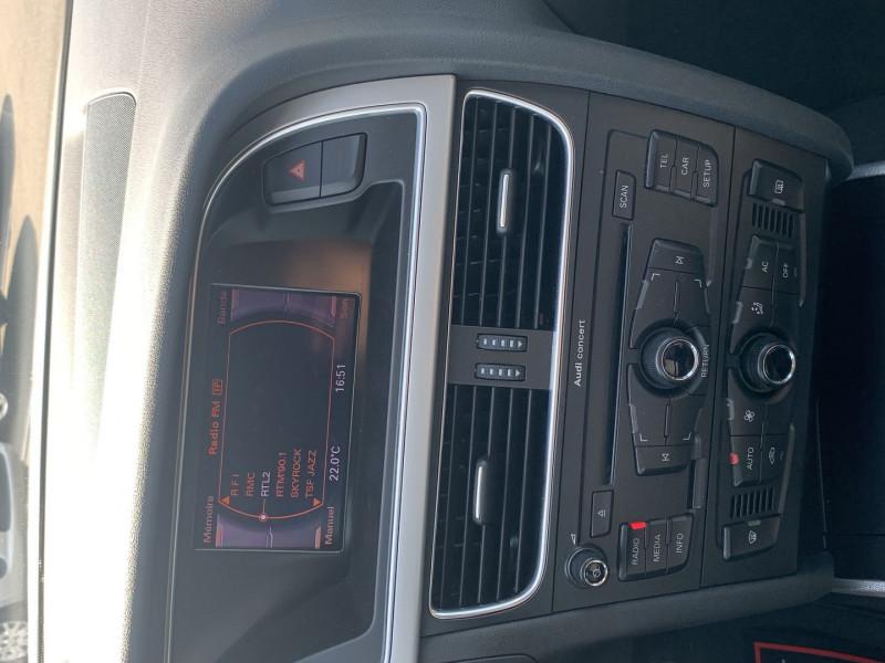 Photo 8 de l'offre de AUDI A5 SPORTBACK 2.0 TFSI 180CH ATTRACTION à 17490€ chez International Auto Auneau