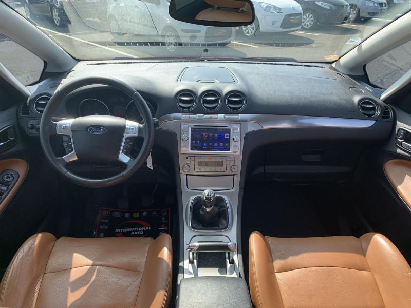 Photo 8 de l'offre de FORD S-MAX 2.0 TDCI 140CH DPF TITANIUM à 7790€ chez International Auto Auneau