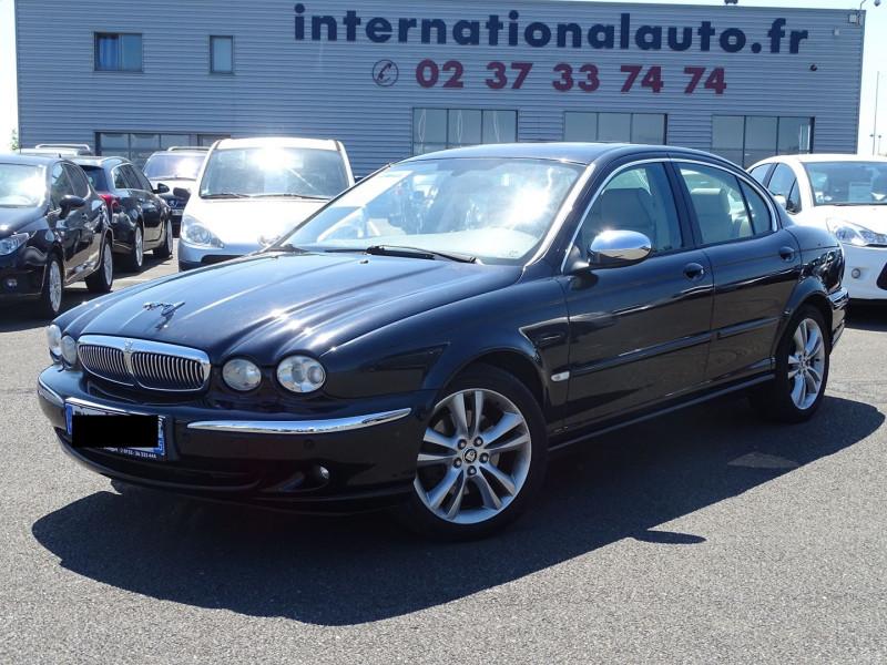Jaguar X-TYPE 3.0 V6 EXECUTIVE Essence NOIR Occasion à vendre
