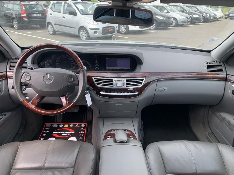 Photo 7 de l'offre de MERCEDES-BENZ CLASSE S (W221) 320 CDI 7GTRO à 15990€ chez International Auto Auneau