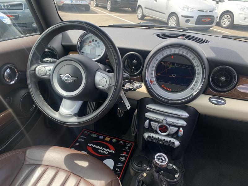 Photo 9 de l'offre de MINI CLUBMAN COOPER S 175CH à 9990€ chez International Auto Auneau