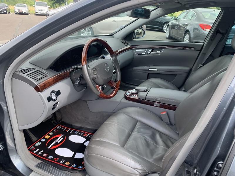 Photo 3 de l'offre de MERCEDES-BENZ CLASSE S (W221) 320 CDI 7GTRO à 15990€ chez International Auto Auneau