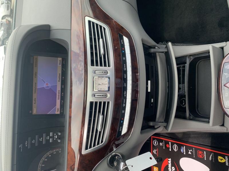 Photo 10 de l'offre de MERCEDES-BENZ CLASSE S (W221) 320 CDI 7GTRO à 15990€ chez International Auto Auneau