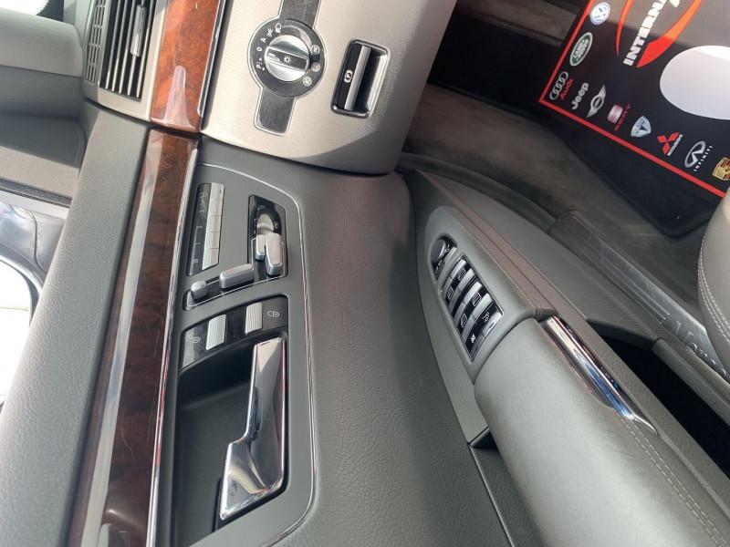 Photo 5 de l'offre de MERCEDES-BENZ CLASSE S (W221) 320 CDI 7GTRO à 15990€ chez International Auto Auneau