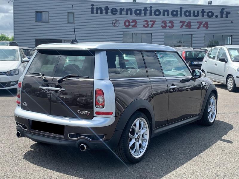 Photo 2 de l'offre de MINI CLUBMAN COOPER S 175CH à 9990€ chez International Auto Auneau