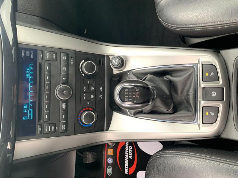 Photo 15 de l'offre de CHEVROLET CAPTIVA 2.2 VCDI163 LT+ FWD à 11590€ chez International Auto Auneau