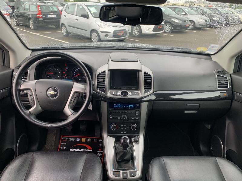Photo 12 de l'offre de CHEVROLET CAPTIVA 2.2 VCDI163 LT+ FWD à 11590€ chez International Auto Auneau