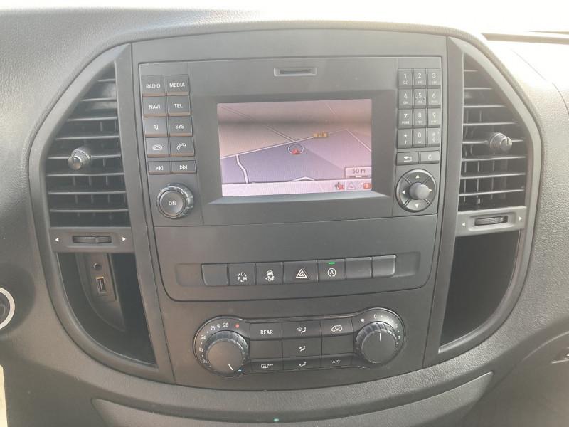 Photo 2 de l'offre de MERCEDES-BENZ VITO 116 CDI BLUEEFFICIENCY TOURER EXTRA-LONG PRO 7G-TRONIC PLUS à 33290€ chez International Auto Auneau