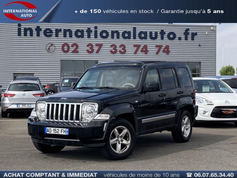 Photo 1 de l'offre de JEEP CHEROKEE 2.8 CRD LIMITED BA à 12690€ chez International Auto Auneau