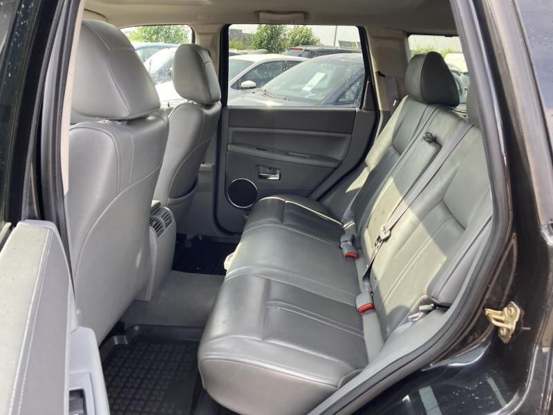 Photo 11 de l'offre de JEEP GRAND CHEROKEE 3.0 CRD LIMITED à 12490€ chez International Auto Auneau